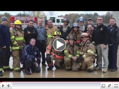 EVP Baltimore firefighter training - 2014