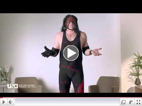 WWE Smackdown Commercial