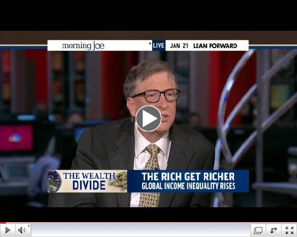 Bill Gates: Not sold on minimum wage increase