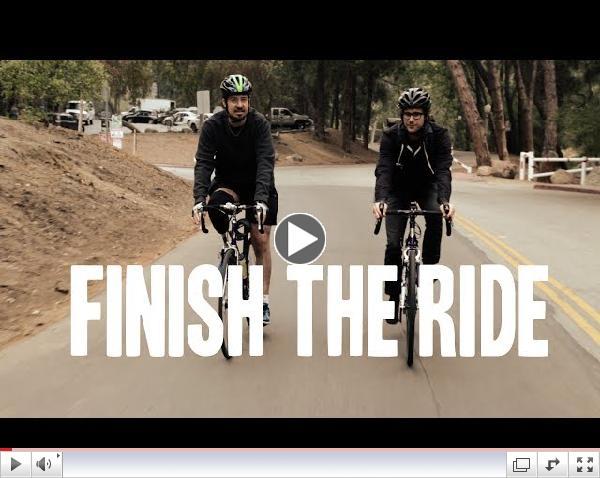 Damian Kevitt & Finish the Ride (Teaser)