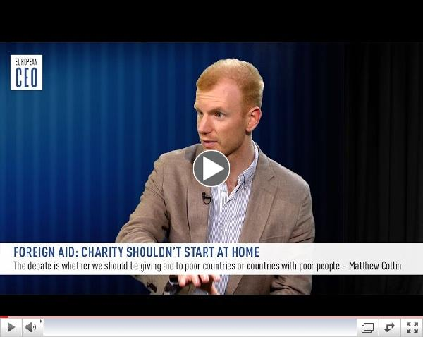Foreign aid: Charity should not start at home | European CEO