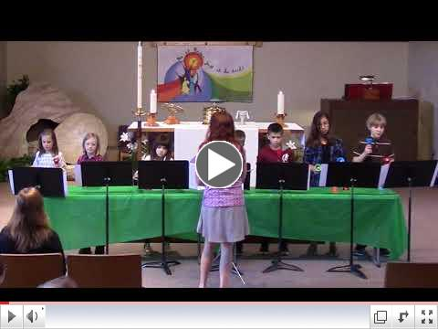 Youth Handbell Anthem -