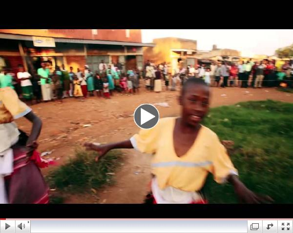 Jessie J - Price Tag lipdub by 500 women in Uganda