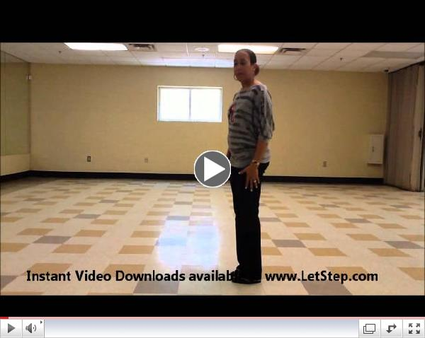 www.LetStep.com - LEARN HOW TO CHICAGO STEP-6 Ct_ Week 1