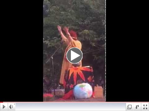Mama Donna's Chant to Invoke the Female Forces inthe Universe Present in All People