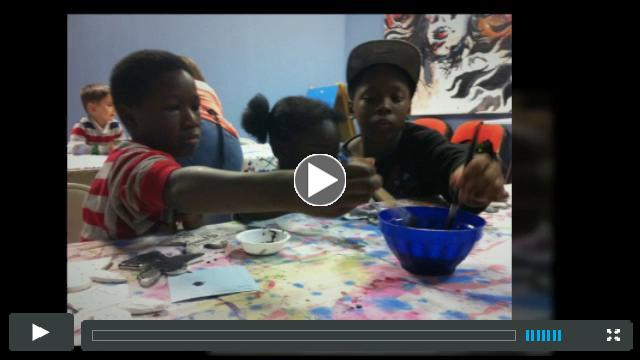 ARTreach Community-based Programs supported by MDUMC
