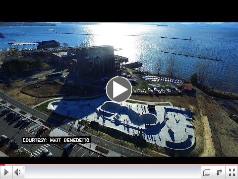The Rebirth of Burlington's Skatepark - by Stuck in Vermont
