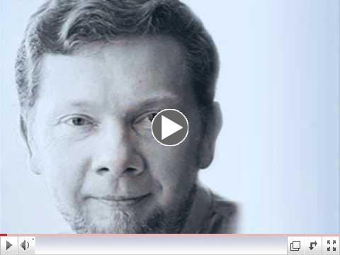 The Wisdom of Surrender - Eckhart Tolle