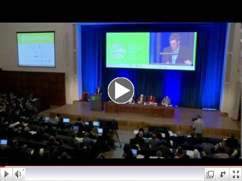 GLF 2013 - Opening Plenary Day 1