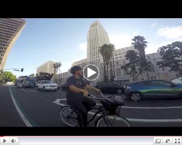 Los Angeles Councilman Joe Buscaino Goes Multimodal