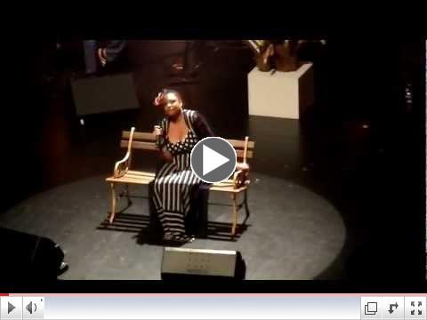 Stevy Mahy, chanson in??dite, B Caribbean 2012