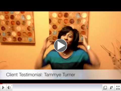 Client Testimonial: Tammye Turner   Stylist: LaTarah Edmond