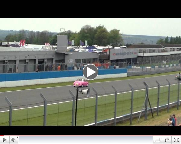 Donington Historic Festival Video 1