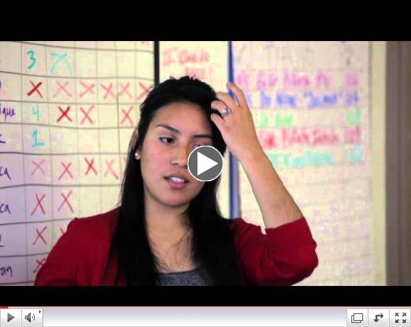 Portfolio Defenses at Envision Schools