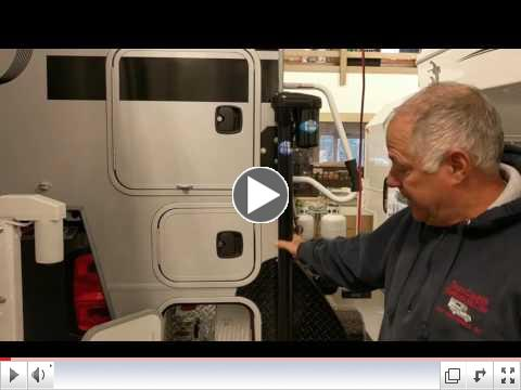 2016 Cirrus Truck Camper Winterization Pt 1 - Truck Camper Warehouse