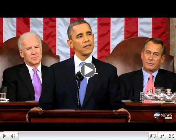 State of the Union 2013: Obama Wants Minimum Wage: 'A Wage You Can Live On'