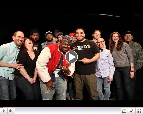 Smoke DZA on Take It Personal: Hip Hop Improv