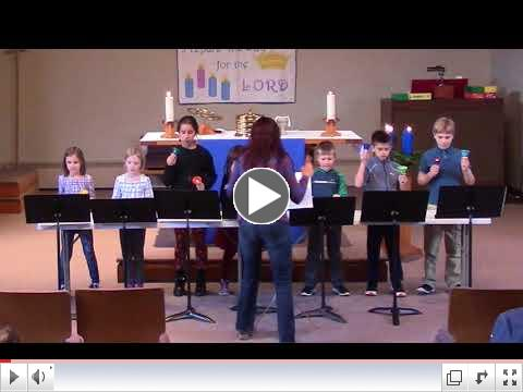 Youth Handbell Choir -