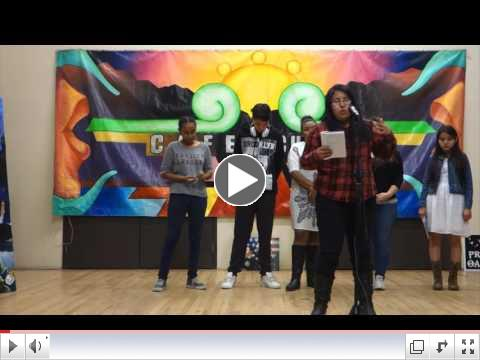 Videos from Cafe Cultura's 12/11/15 Open Mic