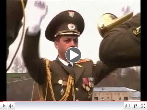 Armenian military band