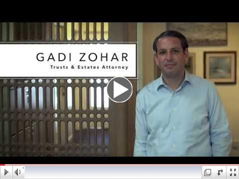 Gadi Zohar Intro Video