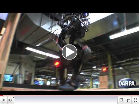 DARPA's Humanoid Robots
