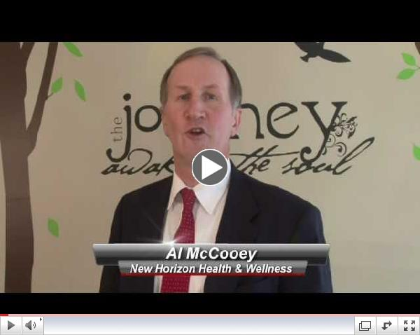 NVCC Member Spotlight: Al McCooey, New Horizon Health & Wellness.