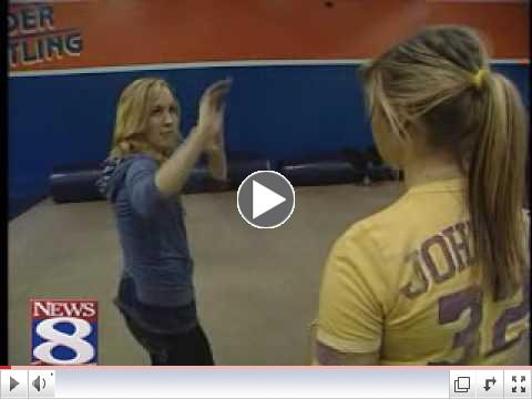 Teen girls target self-defense classes