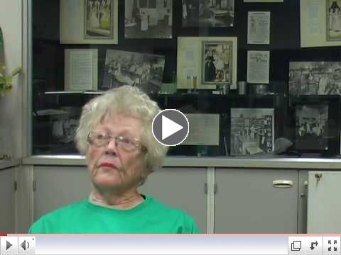 Barbara Jury on life during nursing school