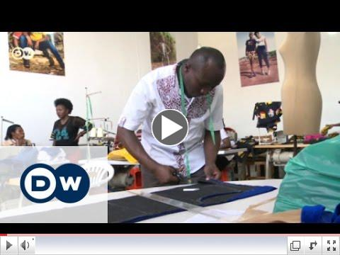 Clothes from Uganda challenge Asian goods/ DW