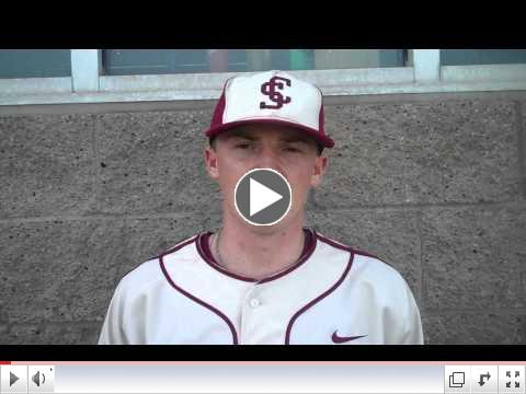 Interview With RHP James Smith After 9-5 Santa Clara Win Over Fresno State