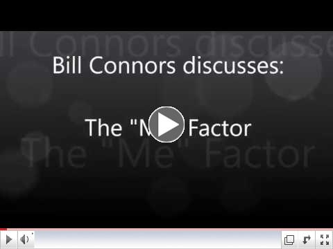 Bill Connors discusses:   The
