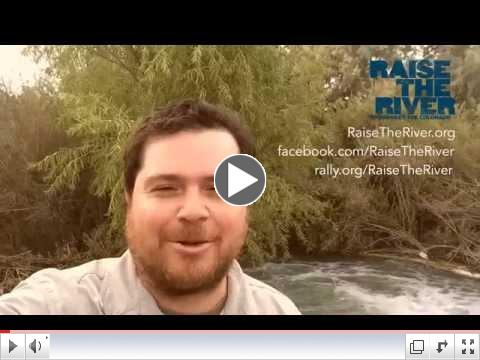 RAISE THE RIVER Report From the Field, September 17, 2015