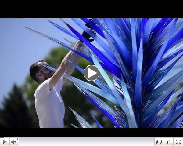 Chihuly is Coming to Denver Botanic Gardens