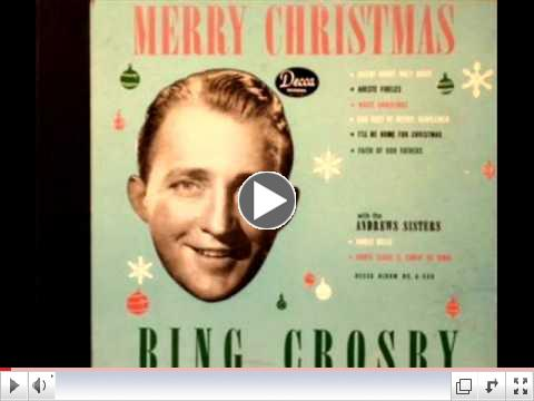 while the original bing crosby recording captures the heartbreaking daydreams of a gi in world war ii this song remains the gold standard for the - I Ll Be Home For Christmas Bing Crosby