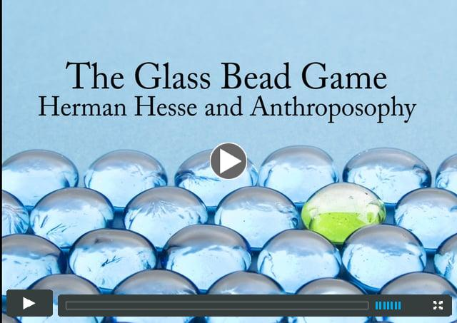 Cosmology of the Glass Bead Game