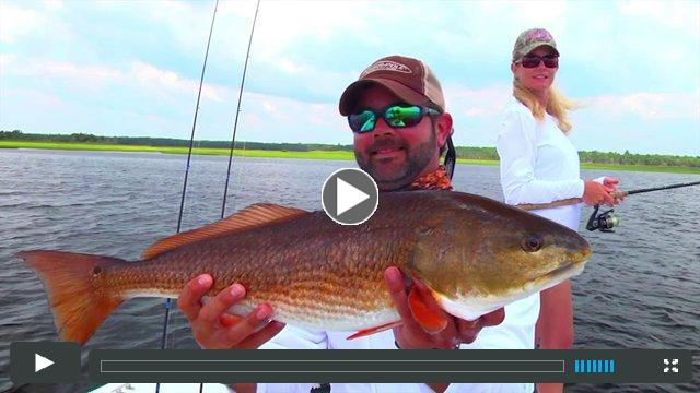 Steinhatchee Reds with Capt. Scott Peters