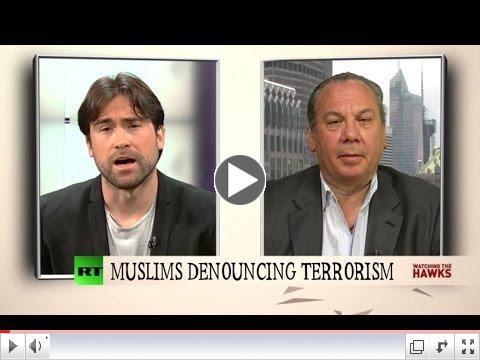 Rabbi Marc Schneier interview on RT TV
