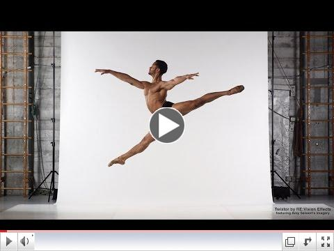 Slow Motion Ballet with Amy Seiwert's Imagery