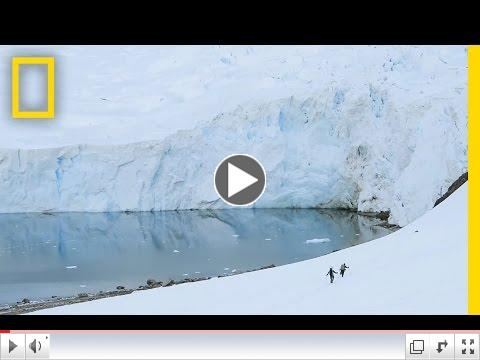 Extreme Changes Antarctic