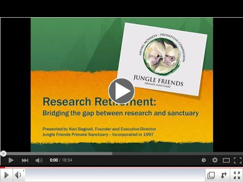Research Retirement: Bridging the Gap Between Research and Sanctuary