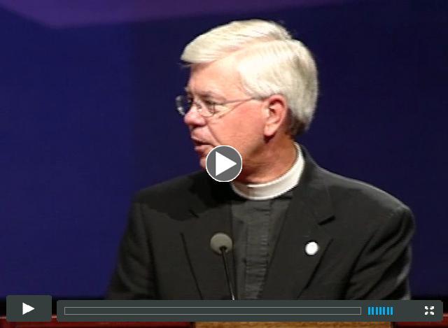 Bishop Allan Bjornberg: Blessings, Witness, Hope