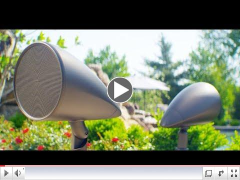 MartinLogan Outdoor Living Series - Enjoy Their Best Outdoor System!