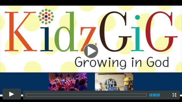 2014 KidzGiG Celebration Video