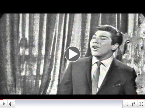 Paul Anka Sings JINGLE BELLS on the Ed Sullivan Show (1961)