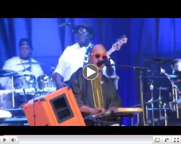 Stevie Wonder Highlight Reel