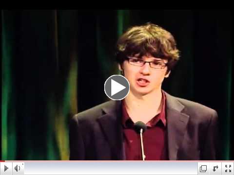 Alec Loorz | Youth Activist | Bioneer