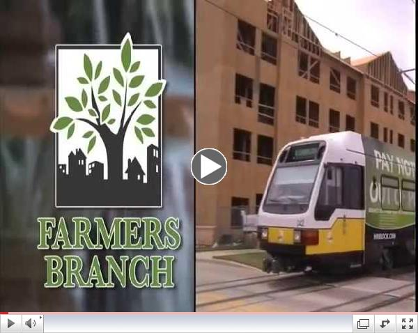 Farmers Branch Business: Anything but Usual
