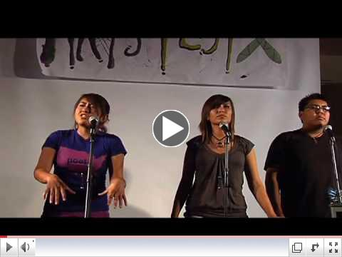 SFIS Spoken Word: We Come From