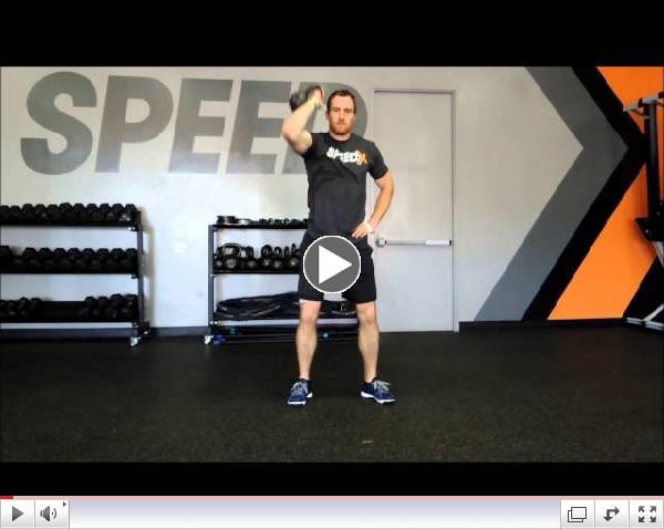 MaxWod | Kettlebell Thruster | Techniques